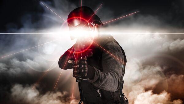 Číňané vynalezli laserový automat AK-47. Ilustrační foto - Sputnik Česká republika