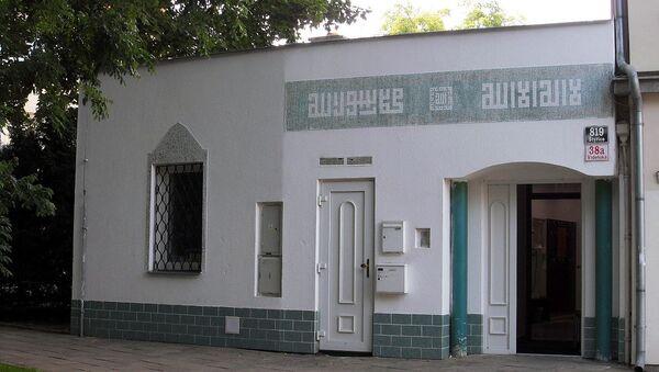Mešita v Brně - Sputnik Česká republika
