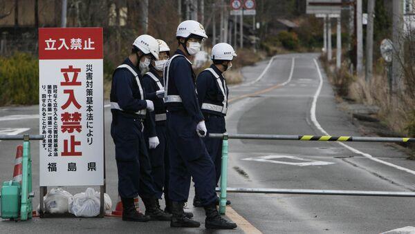 Fukušima - Sputnik Česká republika