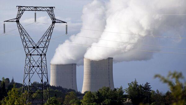 Jaderná elektrárna ve Francii - Sputnik Česká republika