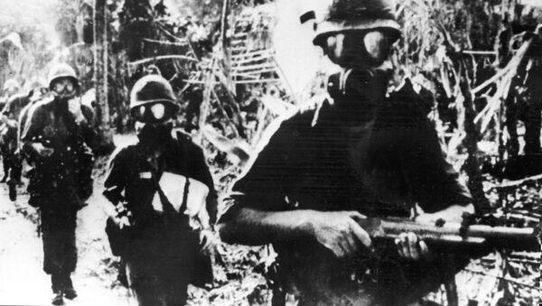 Američané v Jižním Vietnamu - Sputnik Česká republika