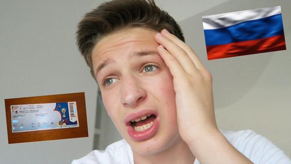 Angličtí fanoušci natočili video odhalující mýty o Rusku. Následovalo nečekané pokračování - Sputnik Česká republika