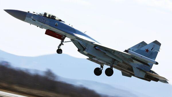 Su-35 - Sputnik Česká republika