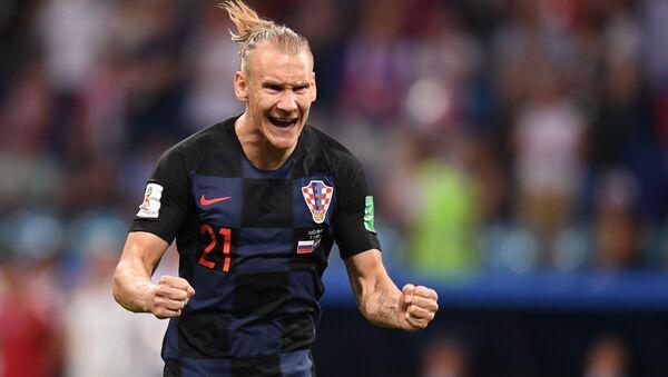 Chorvatský fotbalista Vida - Sputnik Česká republika