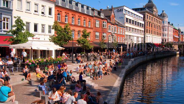 Aarhus, Dánsko - Sputnik Česká republika