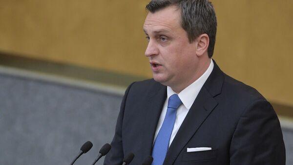 Předseda slovenského parlamentu Andrej Danko (SNS) - Sputnik Česká republika