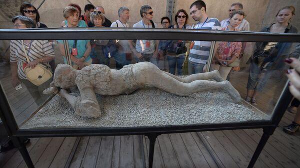 Pompeje, muzeum pod otevřeným nebem - Sputnik Česká republika