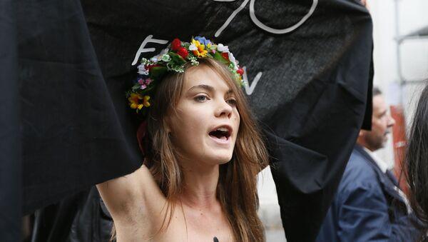 Oksana Šačko. Archivní foto - Sputnik Česká republika
