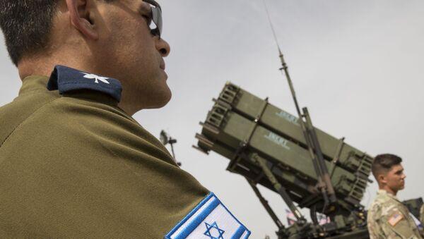 Izraelští vojáci - Sputnik Česká republika