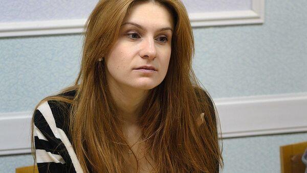 Ruska Maria Butinová - Sputnik Česká republika