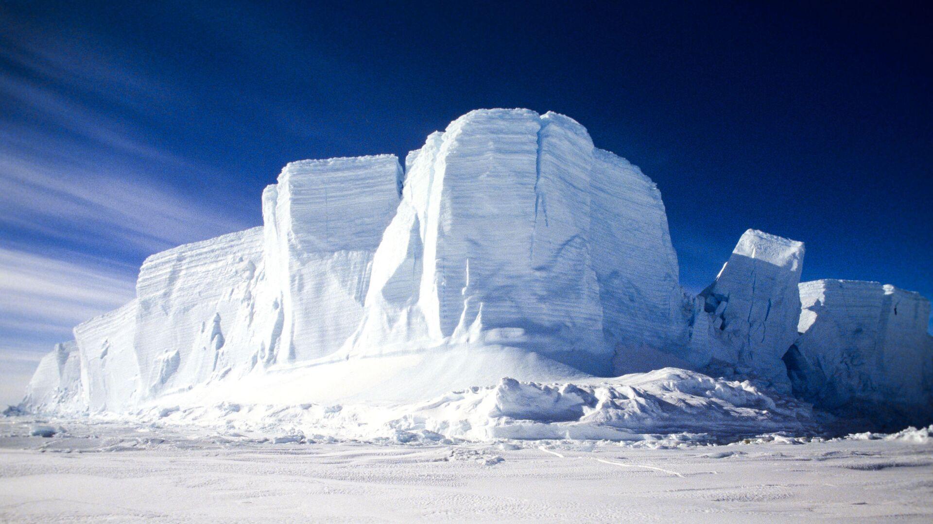 Ledovce v Antarktidě - Sputnik Česká republika, 1920, 18.08.2021