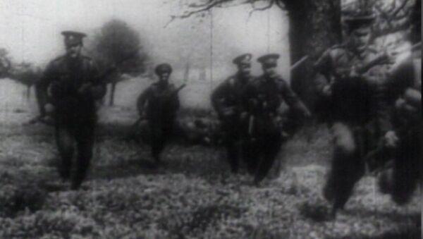 Začátek 1. světové války - Sputnik Česká republika