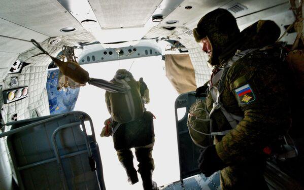 I ruští výsadkáři mají svůj den - Sputnik Česká republika