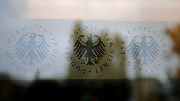 Německá zpravodajská služba BND - Sputnik Česká republika