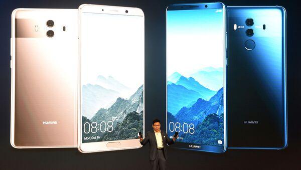 Chytrý telefon Huawei Mate 10 - Sputnik Česká republika