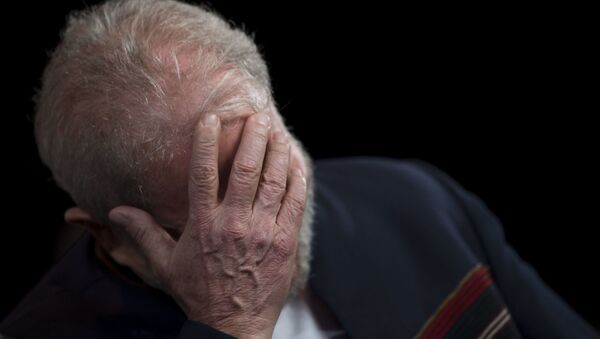 Bývalý brazilský prezident Luiz Inácio Lula da Silva - Sputnik Česká republika