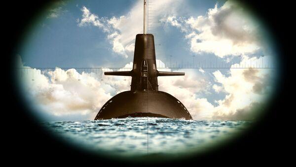 Ponorka. Ilustrační foto - Sputnik Česká republika