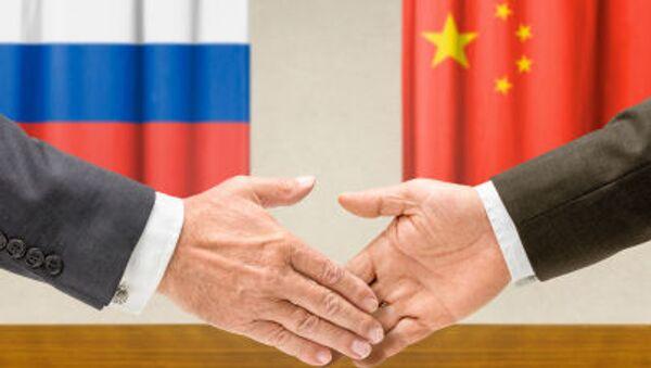 Rusko-čínská spolupráce - Sputnik Česká republika