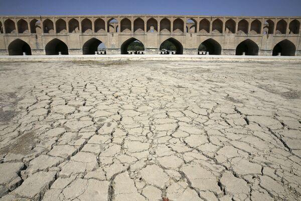 Katastrofické sucho. Svět trpí absencí vody - Sputnik Česká republika
