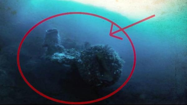 V bermudském trojúhelníku byla objevena mimozemská loď (VIDEO) - Sputnik Česká republika