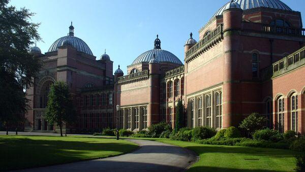 Birminghamská univerzita - Sputnik Česká republika