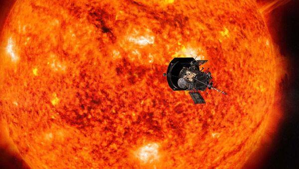 Parker Solar Probe - Sputnik Česká republika
