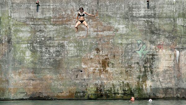 Nejživější fotografie tohoto týdne: Politika, sport a příroda očima kamery - Sputnik Česká republika