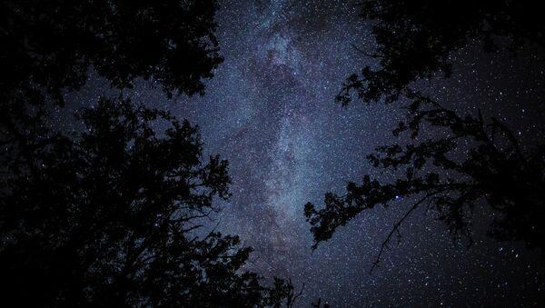 Hvězdná obloha - Sputnik Česká republika