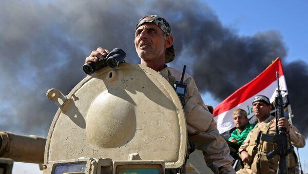 Iráčtí vojáci. Archivní foto - Sputnik Česká republika