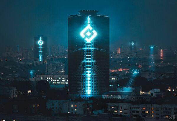 Jak bude vypadat Rusko v roce 2077? Bizarní fantazie umělce - Sputnik Česká republika