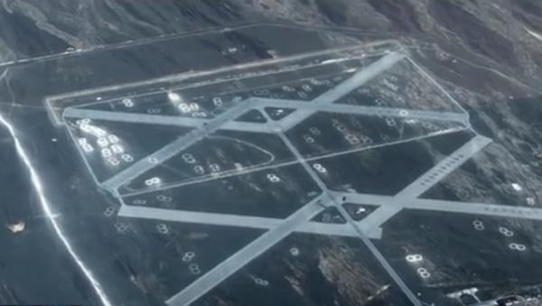 V poušti Gobi našli záhadnou vojenskou základnu (VIDEO) - Sputnik Česká republika