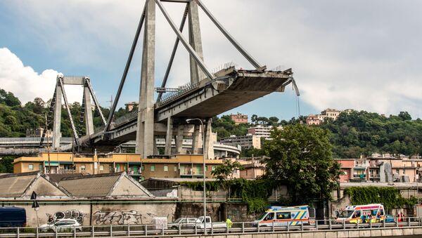 Most v Janově - Sputnik Česká republika