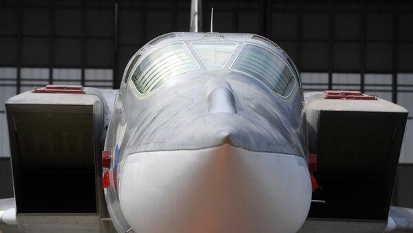 Prezentace bombardovacího letadla Tu-22M3M - Sputnik Česká republika