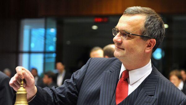 Český politik Miroslav Kalousek - Sputnik Česká republika