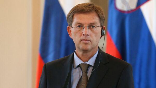 Předseda slovinské vlády Miroslav Cerar - Sputnik Česká republika