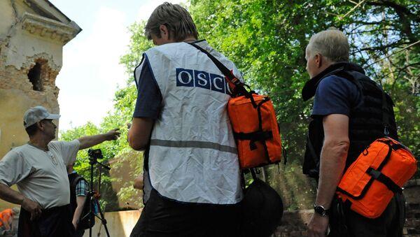 Představitelé OBSE - Sputnik Česká republika