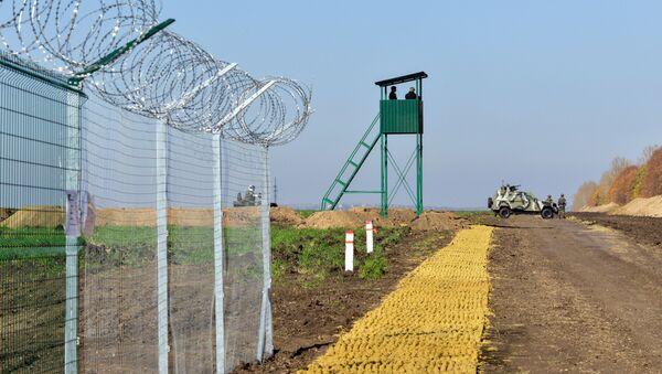 Hranice mezi Ukrajinou a Ruskem - Sputnik Česká republika