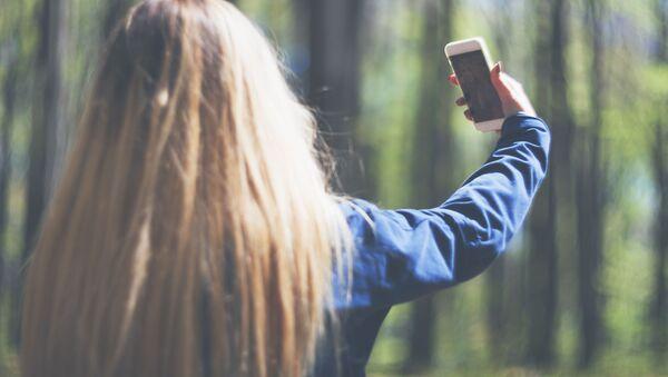 Selfie. Ilustrační foto - Sputnik Česká republika
