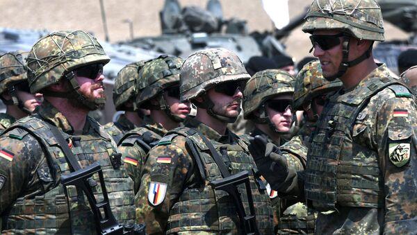 Němečtí vojáci - Sputnik Česká republika