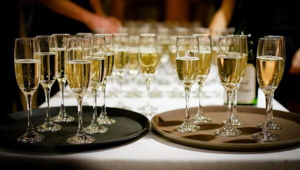 Šampaňské - Sputnik Česká republika