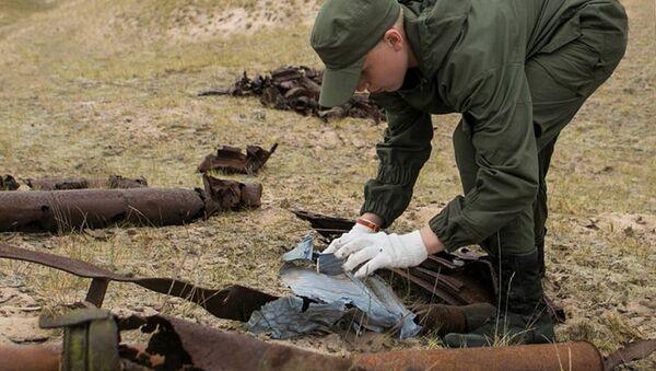 Na ostrově u Petrohradu byl objeven tajný bunkr nacistů. Nálezy jsou ohromující - Sputnik Česká republika