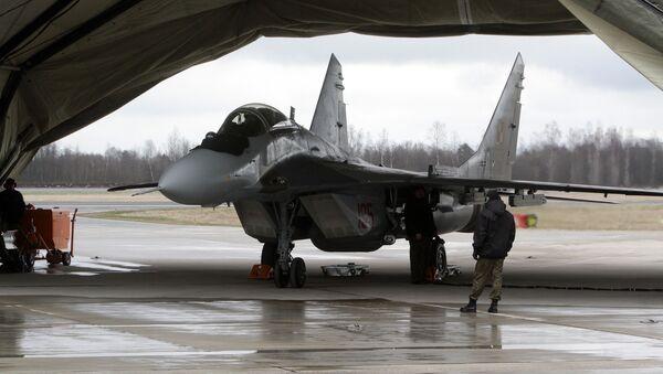 MiG-29 polského letectva - Sputnik Česká republika