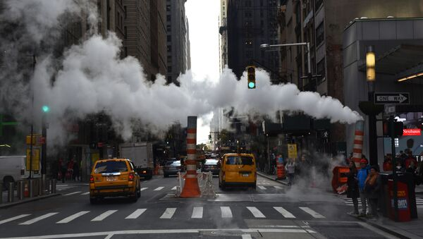 Ulice v New Yorku - Sputnik Česká republika