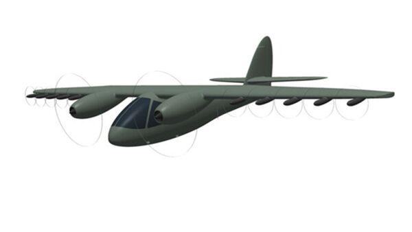 Model stroje se zkráceným vzletem - Sputnik Česká republika