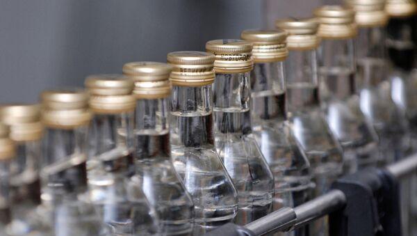Výroba vodky - Sputnik Česká republika