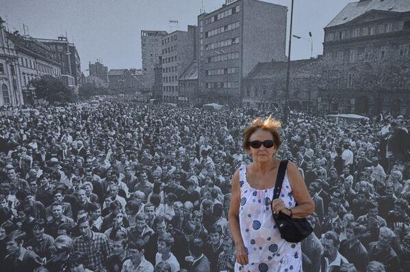 Jak na Slovensku vzpomínali na srpen 1968 - Sputnik Česká republika
