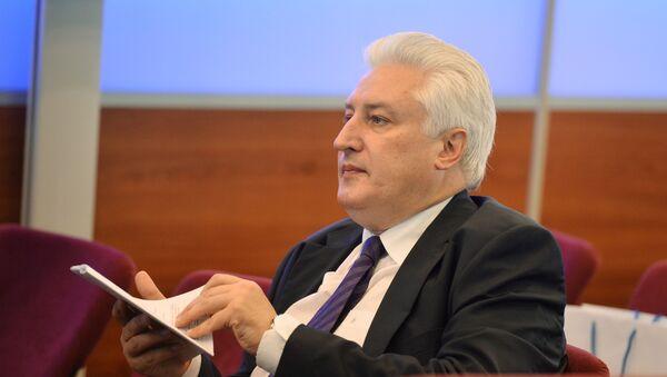 Šéfredaktor časopisu Národní obrana Igor Korotčenko - Sputnik Česká republika