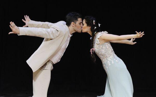 Závratně, kouzelně, vášnivě: V Argentině se konalo světové mistrovství v tangu - Sputnik Česká republika