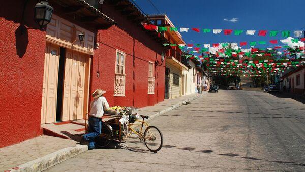 Oaxaca, Mexiko - Sputnik Česká republika