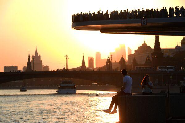 12 míst na světě, která podle časopisu Time musíte navštívit - Sputnik Česká republika